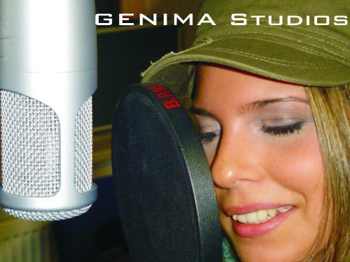 GENIMA-Studios Recording