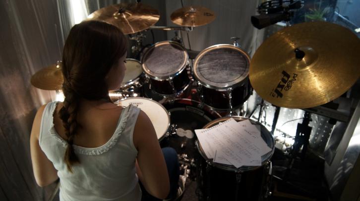 Schlagzeugunterricht in München
