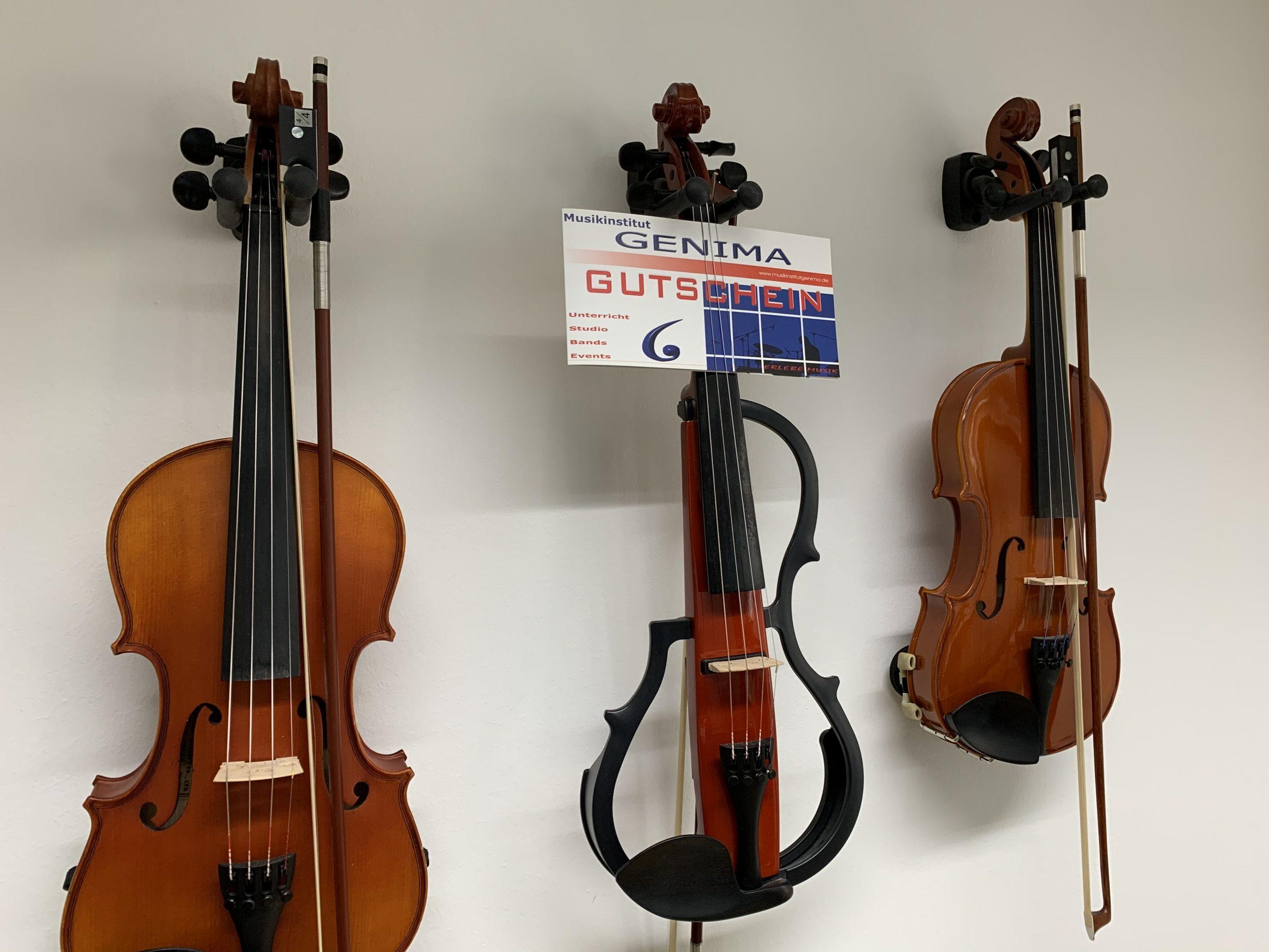 Geigenunterricht in München