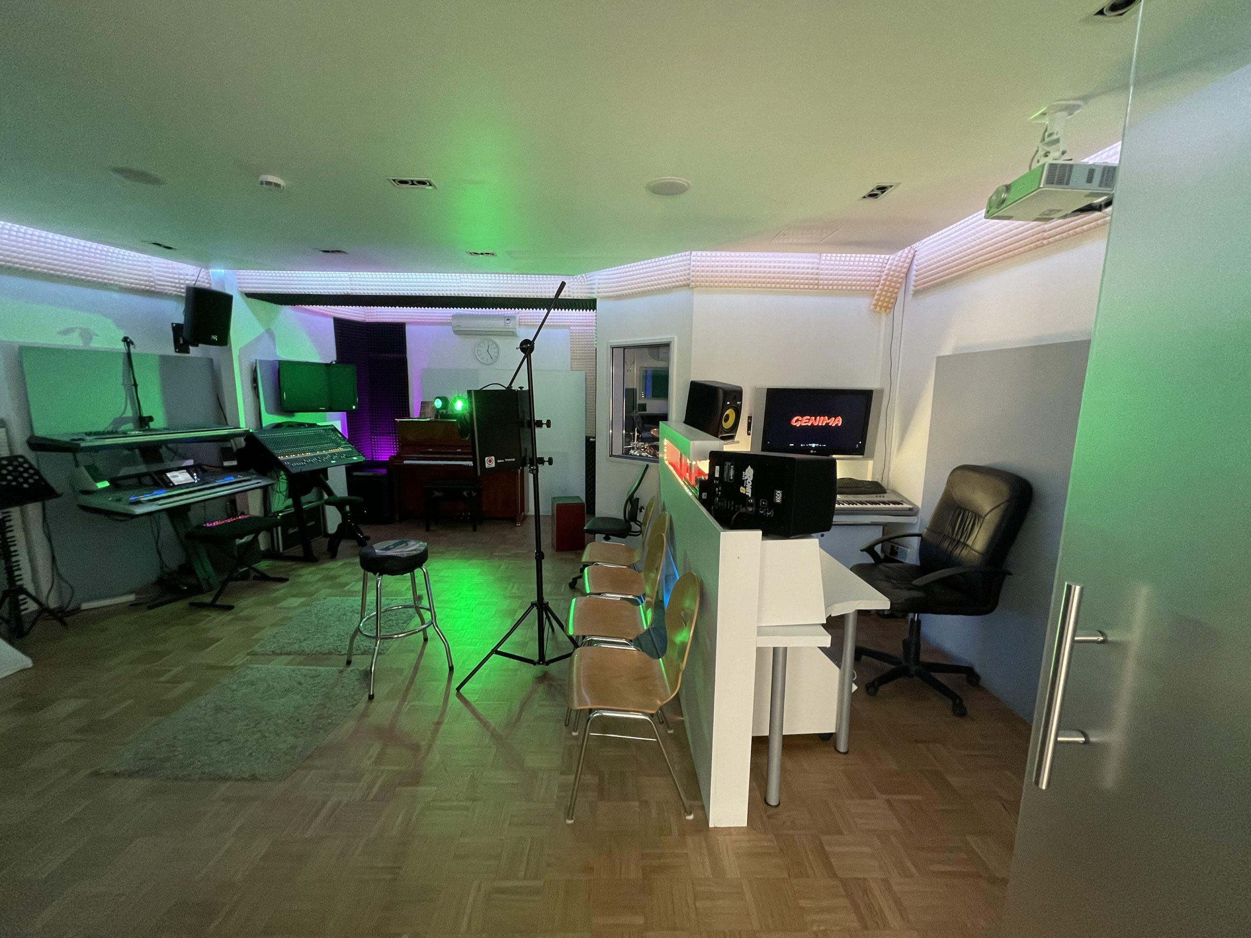 GENIMA Studio